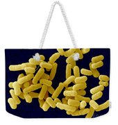 Escherichia Coli O26 Weekender Tote Bag