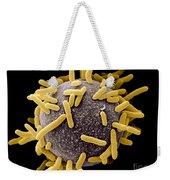 Escherichia Coli Weekender Tote Bag