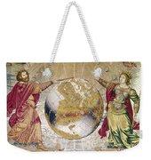 Escorial: Tapestry Weekender Tote Bag