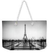 Esplanade Du Trocadero Weekender Tote Bag