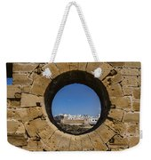 Essaouira In Morocco Weekender Tote Bag