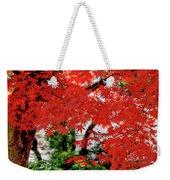 Essence Of Japanese Maple Tree Weekender Tote Bag