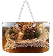 Essence Of Nature Weekender Tote Bag