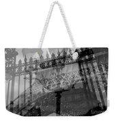 Essence Of Paris Weekender Tote Bag