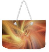 Essential Vibrations Of Light Weekender Tote Bag