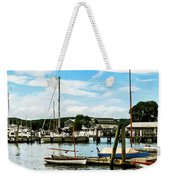 Essex Ct Marina Weekender Tote Bag