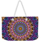 Estate Jewels Mandala No. 2 Weekender Tote Bag