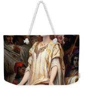 Esther Before Ahasuerus Weekender Tote Bag