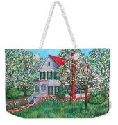 Esther's Home Weekender Tote Bag