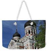 Estonia Church  Weekender Tote Bag