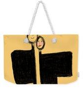 Etching 57 Weekender Tote Bag