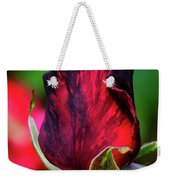 Eternal Love Rose Weekender Tote Bag