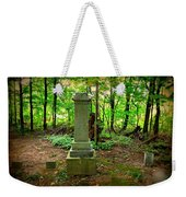 Eternal Resting Place Weekender Tote Bag