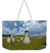 Eternal Resting Weekender Tote Bag