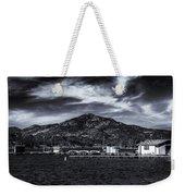 Eternal Sky Weekender Tote Bag