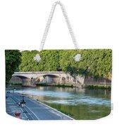 Eternal Tiber Weekender Tote Bag