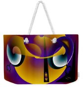 Eternity Clock Weekender Tote Bag