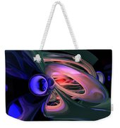 Ethereal Abstract Weekender Tote Bag