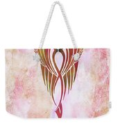 Ethereal Flight Contemporary Minimalism Weekender Tote Bag