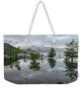 Ethereal Reflections Weekender Tote Bag