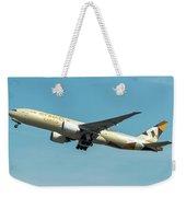 Ethiad Cargo Boeing B777 Weekender Tote Bag