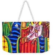 Ethiopian Mary And Jesus Weekender Tote Bag