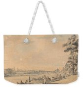 Eton College From The South Weekender Tote Bag