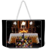 Eucharist I Am The Bread Of Life Weekender Tote Bag