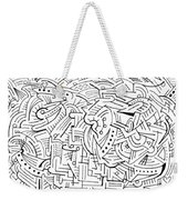 Euphonious Weekender Tote Bag