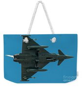 Eurofighter Typhoon 2000 Profile Weekender Tote Bag