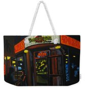 European Food Shop Weekender Tote Bag