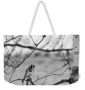 European Goldfinch 1 Weekender Tote Bag