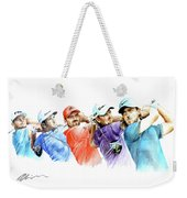 European Golf Champions Race 2017 Weekender Tote Bag