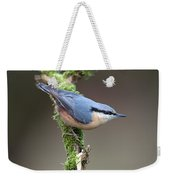 European Nuthatch Weekender Tote Bag