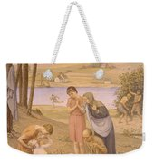 Eurydice Bitten By The Snake Weekender Tote Bag