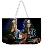 Eva Cassidy And Katie Melua Weekender Tote Bag