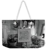 Even Without Color Weekender Tote Bag