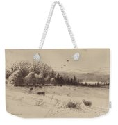 Evening After The Storm Weekender Tote Bag