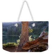 Evening At Barstow Weekender Tote Bag