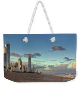 Evening At The Gold Coast Weekender Tote Bag