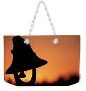 Evening Bell Weekender Tote Bag