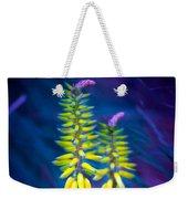 Aloe Flowers Weekender Tote Bag
