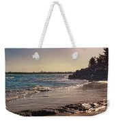 Evening By The Beach Weekender Tote Bag