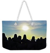 Evening By The Sea Weekender Tote Bag