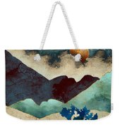 Evening Calm Weekender Tote Bag