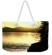 Evening Charlotte Sunset Weekender Tote Bag