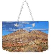 Evening Colors Of The Desert Weekender Tote Bag