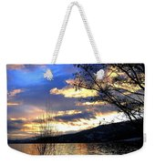 Evening Exhibition Weekender Tote Bag