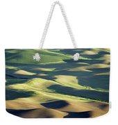 Evening Fields Weekender Tote Bag
