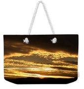 Evening Grandeur Weekender Tote Bag